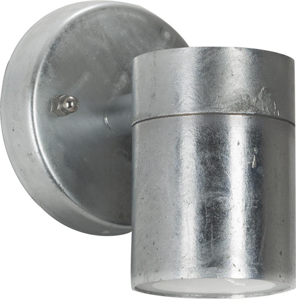 Außen Wandlampe Downlighter - Verzinkter Stahl - KS Verlichting ...